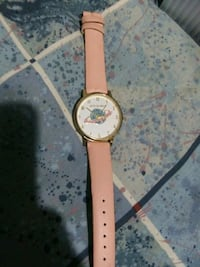 """""""Out Of This World"""" pink watch Morristown"""