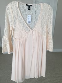 BNWT Forever21 light pink dress - size Small Halton Hills, L7G 0B4