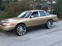 Ford - Crown Victoria - 1997 Hope Mills, 28306
