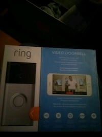 Doorbell video and voice band new never been used  Cambridge, N3C 2Z2