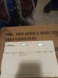 Power air fryer Lafayette, 47909
