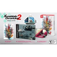 XenoBlade Chronicles 2 Special Edition Nintendo Switch Mississauga, L5C