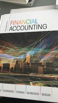 Financial Accounting book Mississauga, L5A 1J9