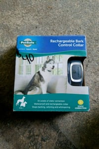 Rechargeable bark control collar Oxford, 06478