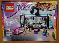 LEGO Friends 41103 Pop Star Recording Studio ($20) Mississauga