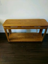 Sofa table (one day only!)
