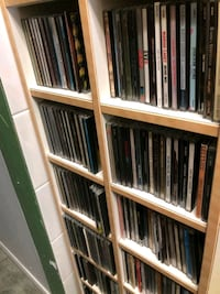 Cds $1 each over 100cds rock, pop country & more!!