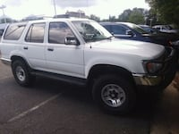1996 Toyota 4runner 4WD 4 Doors 176 k miles Falls Church, 22046