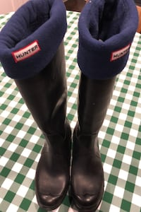 Hunter Boots - Navy - Size 9 Toronto, M6S 1Y2