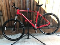 2017 Specialized's Rockhopper XL frame size 29inches wheels and tires excellent condition San Jose, 95132