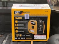 Cat generator portable. $$650 not free. Delivery  224 mi