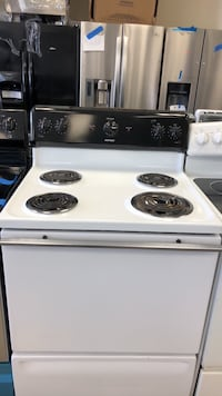 Hotpoint electric stove excellent conditions