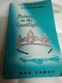 Princess diaries princess in the Spolight  book Moscow, 83843