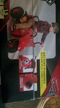 red and black Milwaukee power tool box Stafford, 22554