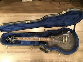 Ibanez ART300 Electric Guitar (RARE) w/ hard-shell case included