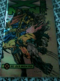 X-Men Prime comic book