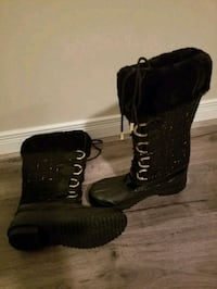 Brand new size 7 I-N-C boots Kitchener