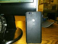black LG android smartphone with black case Macon, 31217