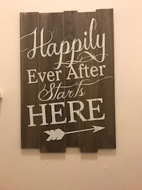 Happily Ever After large sign Nicholasville, 40356