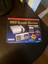 Hardly used nes classic Highlands Ranch, 80126