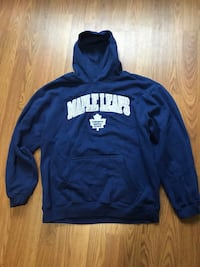 Toronto Maple Leafs hoodie - youth size 16/18