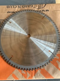 Carbide Tipped Industrial Saw Blade  Mississauga, L5B 2M7