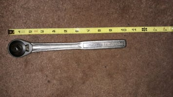 "Craftsman Tools Vintage 1/2"" Drive Ratchet"