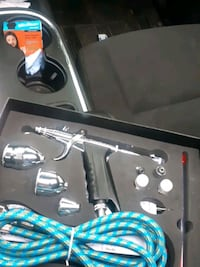 Brand new airbrush kit Edmonton, T5E 6M4