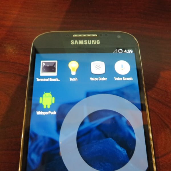 SAMSUNG S4 MODEL SGH-I337M ROOTED WITH CyanogenMod