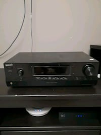 black stereo unit Brantford, N3S 1Y3