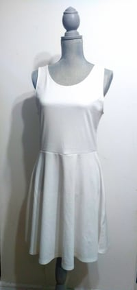 $15 - Brand New H&M Skater Dress With Peek-A-Boo Back.