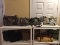 Assorted Ladies Purses – Handbags $10 each Lansdowne