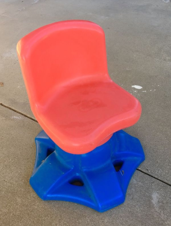 Tremendous Little Tikes Swivel Chair Gmtry Best Dining Table And Chair Ideas Images Gmtryco