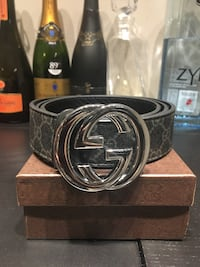 Gucci belt  Oxon Hill, 20745
