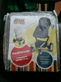 Brand new never used stroller weather cover Surrey, V3T 2C2