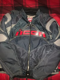 Icon Motorcycle Jacket 2XL Calgary, T2A 6L4