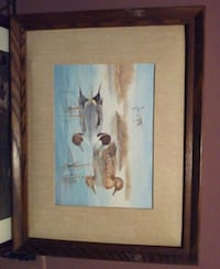 I don't know . signed by Rambo print. 18 x 14 in West Columbia, 29170