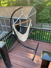 2 brand new hammock swings/chairs stand not included. Lusby, 20657