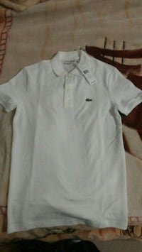 Mens White Lacoste Polo LIMITED TIME CHRISTMAS SALE Markham, L3R 5R9
