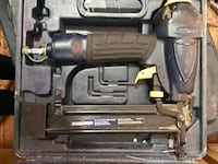MASTERCRAFT air powered brad nailer/stapler  St Thomas, N5R 2K9