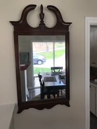 Antique Mahogany Mirror Charlotte, 28278