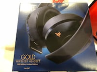 black and gray Logitech wireless headphones box Calgary, T3K 1X3