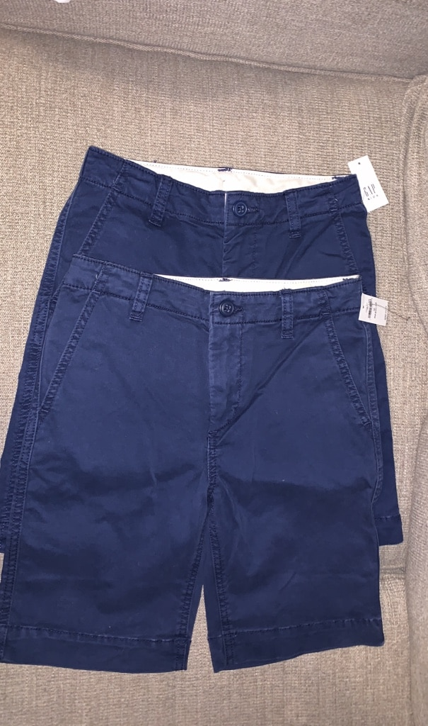 Photo NWT/Boys/shorts/school/school uniform/Childrens place/10/kids/Gap