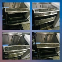 New scratch and dent GE slide in electric stove Baltimore, 21223