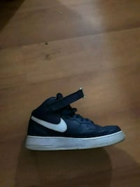 Air Force Ones blue leather highs Oklahoma City, 73129