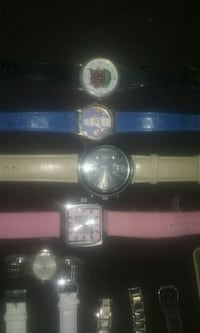 assorted-color watch lot Council Bluffs, 51501