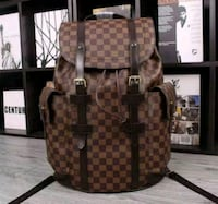 NWT Louis Vuitton backpack chocolate Pasadena, 21122