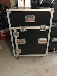 PA system & Lighting with trailer to transport. Virginia Beach, 23464