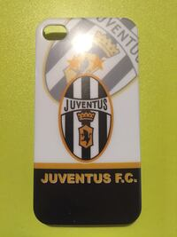 Cover iPhone 4/4s tema Juve Gavello, 45010