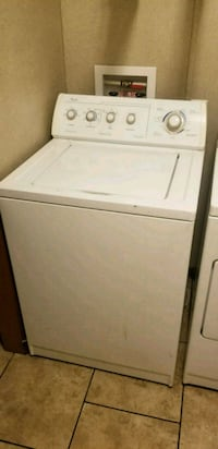 white top-load clothes washer North Las Vegas, 89081